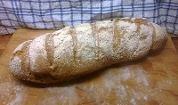 Betty's sour dough bread